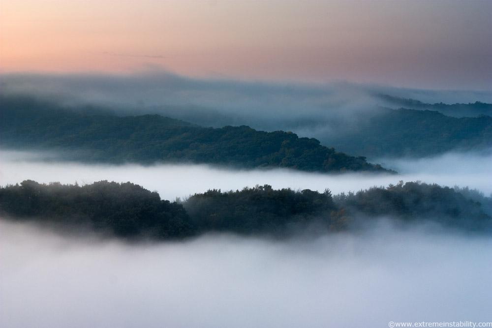 September 24 2009 Murray Hill Fog